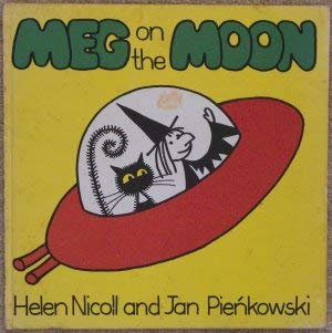 9780434954247: Meg on the Moon