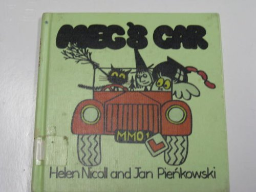 9780434954261: Meg's Car (The Meg and Mog books)