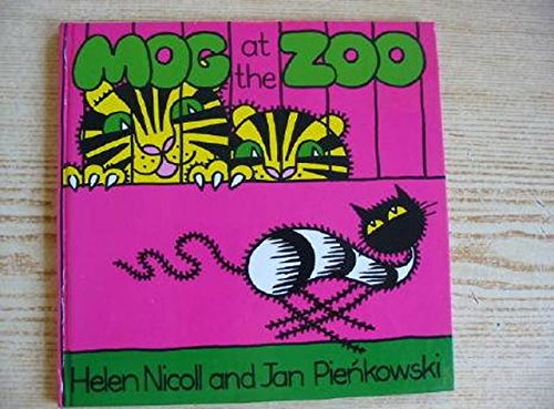 9780434954292: Mog at the Zoo (The Meg & Mog books)