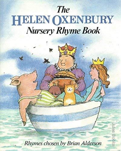 9780434956043: The Helen Oxenbury Nursery Rhyme Book
