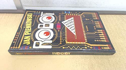 9780434956432: Robot: Pop-up Book