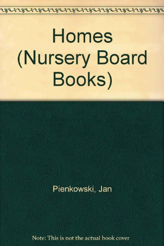 9780434956630: Homes (Nursery Board Books)