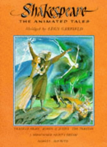 "Shakespeare: The Animated Tales Gift Volume - ""Tempest"", Macbeth"", ""Hamlet&quot..."