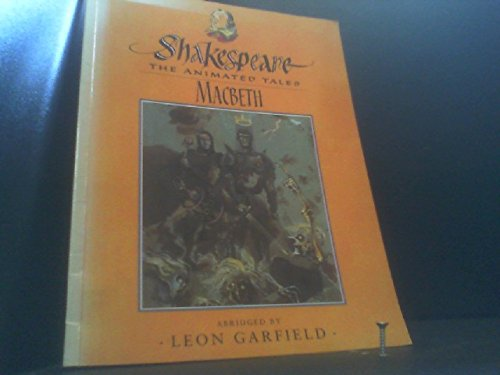 9780434962303: Macbeth (Shakespeare: The Animated Tales .)