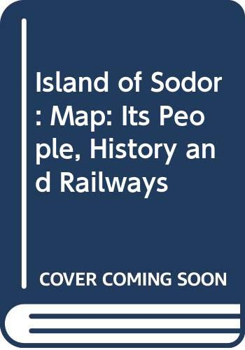9780434963485: Thomas the Tank Engine Railway Map: Island of Sodor
