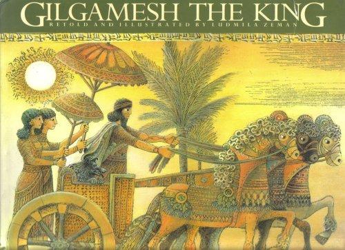 9780434963683: Gilgamesh the King