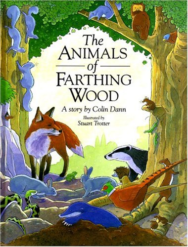 9780434963751: The Animals of Farthing Wood