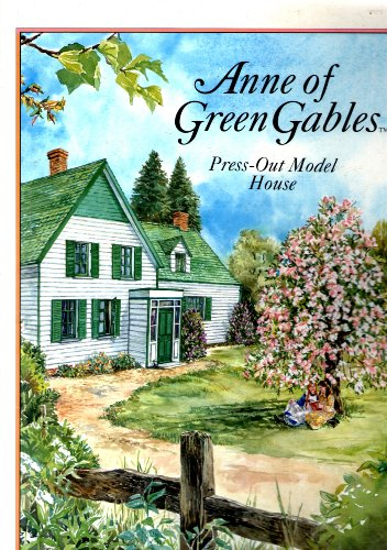 9780434964031: Anne of Green Gables: A Press-out Model House Book