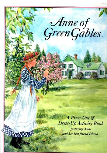 9780434964857: Anne of Green Gables: Press-out Dressing Up Dolls Book
