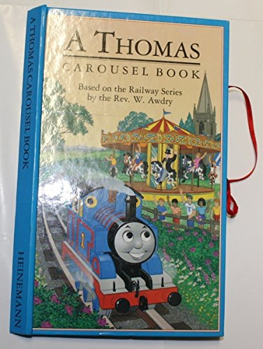 Thomas the Tank Engine Carousel Book: W. Awdry