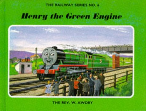 9780434966707: Henry the Green Engine (The Railway Series No. 6)