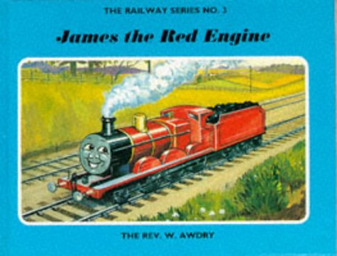 James the Red Engine (Railway Series No. 3)