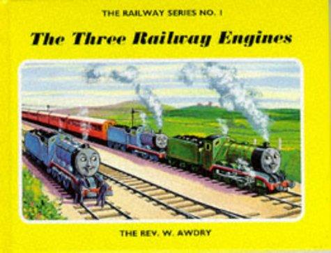 9780434966745: The Three Railway Engines