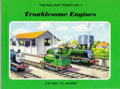 9780434966769: Troublesome Engines (Railway)
