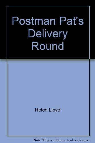 9780434968039: Postman Pat's Delivery Round