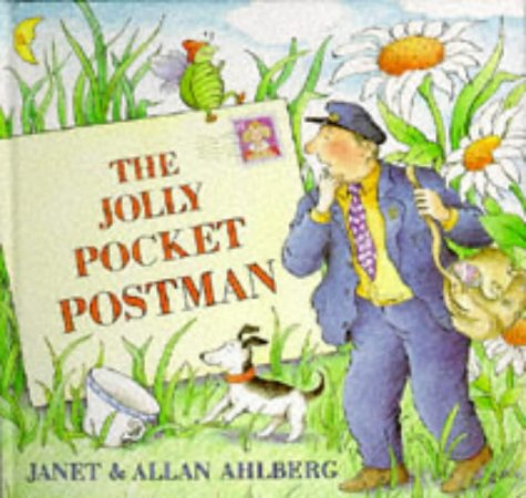 The Jolly Pocket Postman: Ahlberg, Janet and