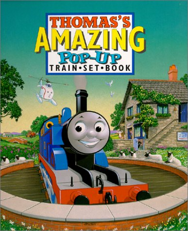9780434971176: Thomas's Amazing Pop-up Train Set Book (Thomas the Tank Engine)