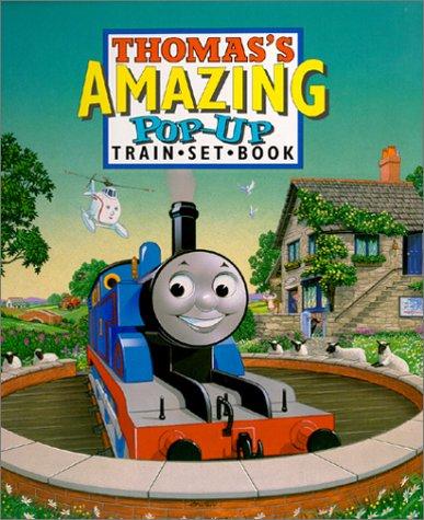9780434971176: Thomas's Amazing Pop-Up Book Train Set