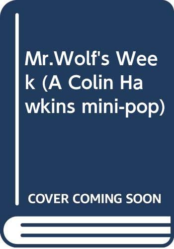 9780434971299: Mr.Wolf's Week (A Colin Hawkins mini-pop)