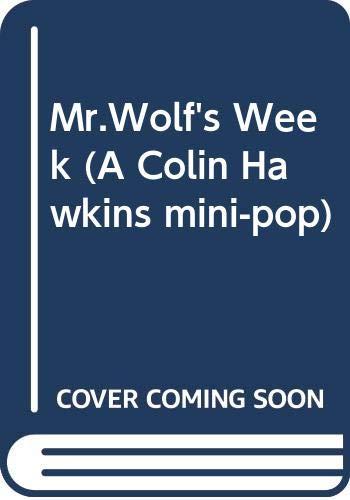 9780434971299: Mr.Wolf's Week (A Colin Hawkins mini-pop)