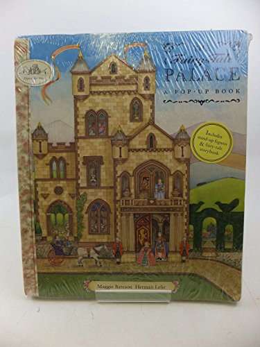 9780434971329: Fairy Tale Palace: Pop-up book