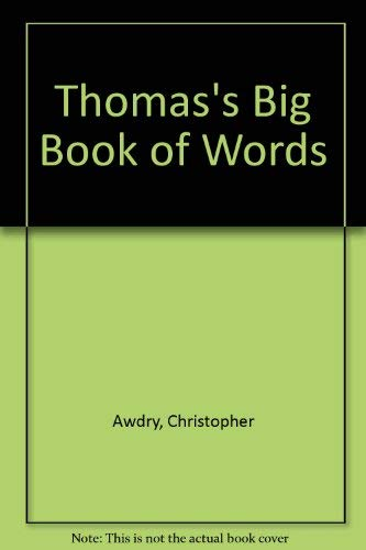 9780434974450: Thomas's Big Book of Words