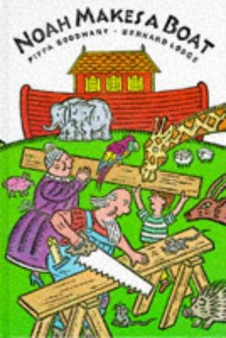 9780434974801: Noah Makes A Boat