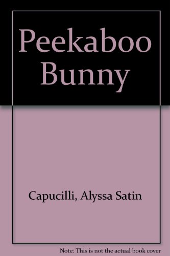 9780434975495: Peekaboo Bunny