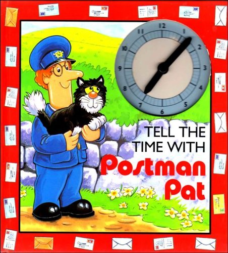 9780434975594: Tell The Time With Postman Pat