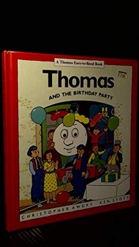 9780434976010: Thomas and the Birthday Party