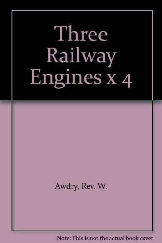 9780434976072: Three Railway Engines x 4
