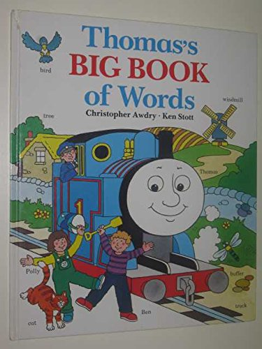 9780434976133: Thomas's Big Book of Words