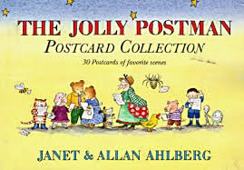 9780434977093: The Jolly Postman Postcard Book
