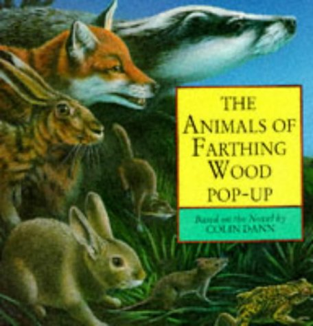 9780434978083: Animals of Farthing Wood: Pop-Up Book