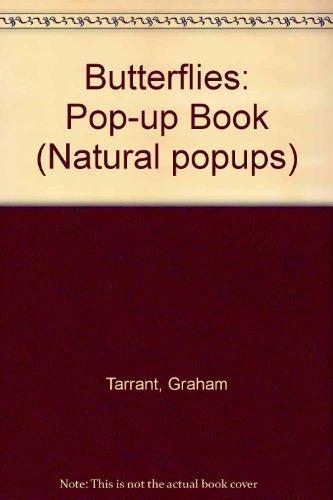 Butterflies: Pop-up Book (Natural popups): Graham Tarrant