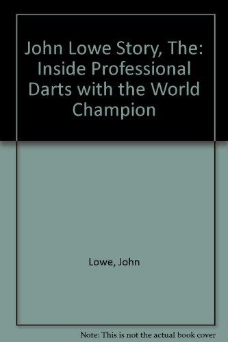 John Lowe Story, The: Inside Professional Darts: Cooney, Bryan