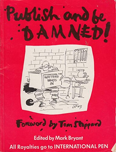 9780434981557: Publish and Be Damned!: Cartoons for International Pen