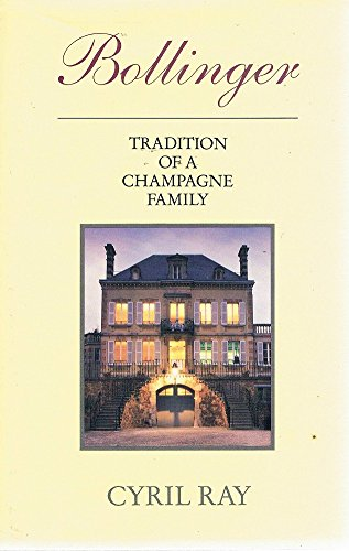 Bollinger Tradition of a Champagne Family