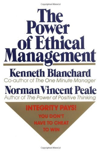 9780434981700: The Power Of Ethical Management