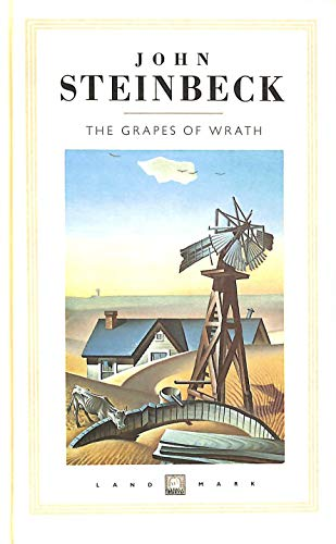 9780434982271: Grapes of Wrath (Landmark)