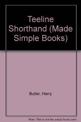 9780434984978: Teeline Shorthand (Made Simple Books)