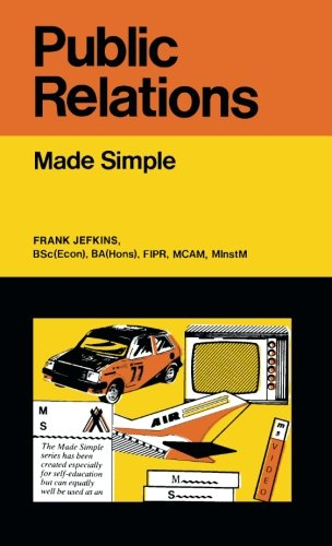 9780434985067: Public Relations: Made Simple (Made Simple Books)