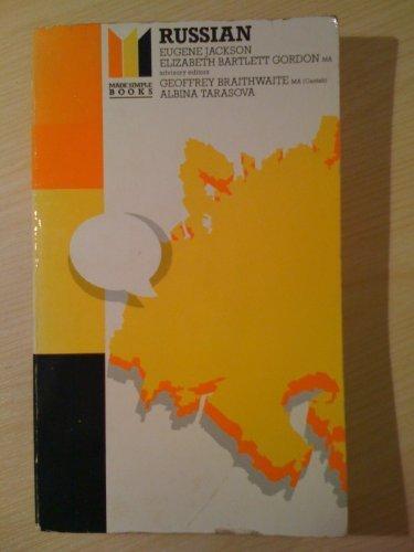 Russian (Made Simple Books): Jackson, Eugene, Gordon,