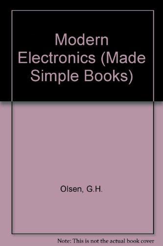9780434985432: Modern Electronics