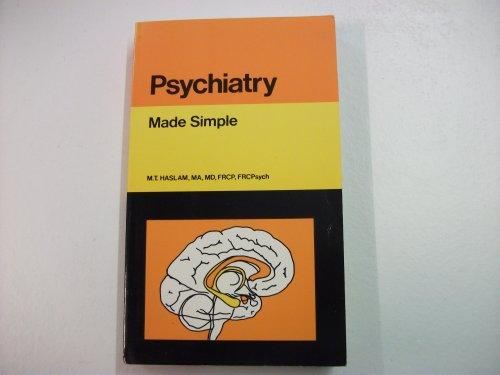 9780434985661: Psychiatry (Made Simple Bks.)