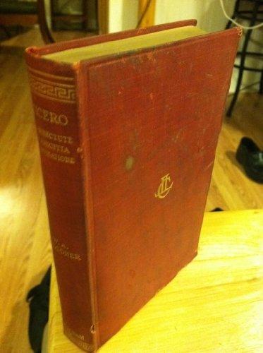 De Senectute (Loeb Classical Library): Cicero, Marcus Tullius