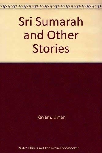 Sri Sumarah and Other Stories: Kayam, Umar