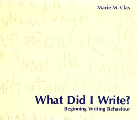 9780435011208: What Did I Write?