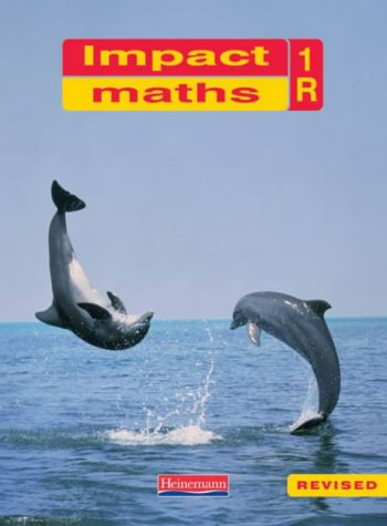 9780435017583: Impact Maths Pupil Textbook 1 Red (Revised)