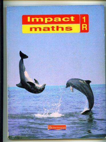 9780435017606: Impact Mathematics: 1R - Year 7